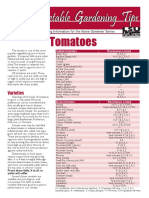 LSU AgCenter Tomato Tips