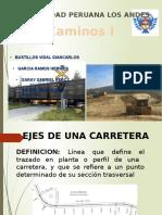 DISEÑO GEOMETRICO DE CARRETERA