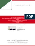 Análisis y Desarrollo de Un Programa de Selección Rápida de Factores de Seguridad, Para Diseño de El