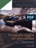Fotografía Digital de Alta Calidad - J.M. Mellado [C78]