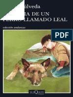 32266 Historia de Un Perro Llamado Leal