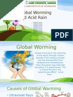 Global Warming & Acid Rain