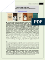 319. OTRO DESCARTES + EL ATREVIMIENTO QUE PONE EN MARCHA LA MODERNIDAD