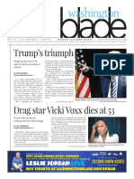 Washingtonblade.com, Volume 47, Issue 19, May 6, 2016