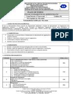 IFPB Ementa Administração - Fundamentos da Administração