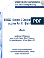 Eurocode 9_Design of Aluminium Structures Part 1.5_Shell Structures (EN1999_9_Mandara)