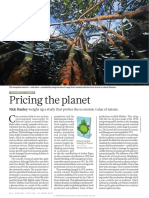 Environmental Economics Nature Pricing Planet