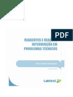 Microsoft Word - Reagentes e Reações Intervenção Em Problemas Técnicos