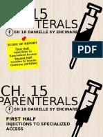 ENCINARES_PARENTERALS