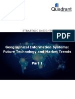 Geographical Information Systems - Future Technology and Market Trends_Part 1