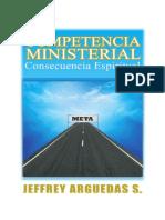 Libro Competencia Ministerial
