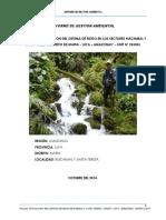 Impacto Ambiental Huichimal-santa Teresa
