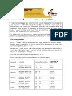 Instrucoes de afinação Viola Machete