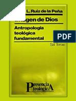 ANTROPOLOGIA TEOLOGICA