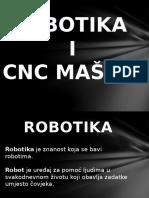 Robotika i Cnc Mašine