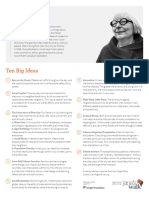 Who was Jane Jacobs? (one Page)