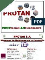 Charla Monitoreo de La Corrosió Interna de Oleoductos y Tanques