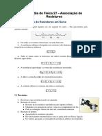 Apostila de Fisica 27 e28093 Associacao de Resistores