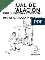 Manual de Instalacion Recolector Pluvial