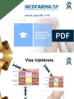 Aplicacao Injetaveis Dr Juan Becerra Ligos Atual