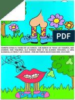 Cuento El País de Los Sentidos
