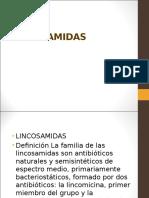 2 Lincosamidas