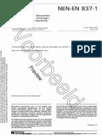 BS en 837 1 Pressure Gauges Installation PDF