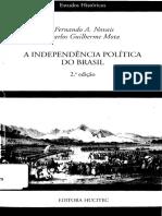 Independência Politica Do Brasil