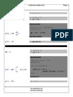 mathcad-matlab