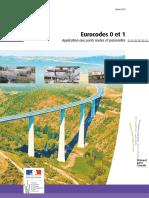 Eurocodes 0 Et 1 - Application Aux Ponts Routes Et Passerelles