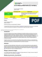 NTP 670 Andamios de Trabajo Prefabricados (II) - Montaje y Utilizacion
