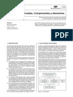 NTP 774 Sistemas Anticaídas. Componentes y Elementos
