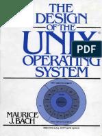 Maurice Bach Unix Pdf