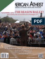 Second Quarter 2016 - American Atheists Magazine
