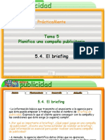 5 El briefing.pps