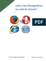 Introducción Navegadores y sitios web a Los Navegadores y Sitios Web de Interés
