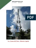 Levantamiento Torre Lomas Del Cuño