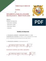 Italo Chocce- Sociologia- Tarea4