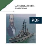 Año de La Consoldacion Del Mar de Grau