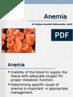 Anemia & Leukemia PK
