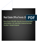 2016 TRENDS Office