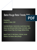 2016 TRENDS Retail