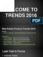 2016 All TRENDS Presentations