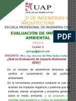 Clase II -Estudio de Impacto Ambiental