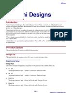 Taguchi Designs.pdf