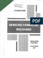 Derecho Comercial Victor Camargo