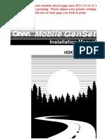 981-0640 Onan HDKCA HDKCB Mobile Diesel Genset Install Manual (08-2004)