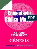 Comentario Biblico Moody - Génesis.pdf