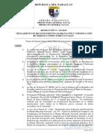 Res 151_2015- Reglamento de Peritos e Inspectores Navales