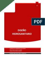 DISEÑO AGUAS RESIDUALES